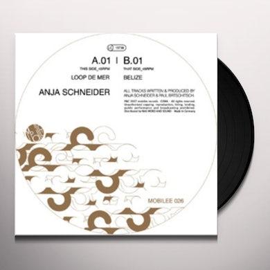 Anja Schneider LOOP DE MER Vinyl Record