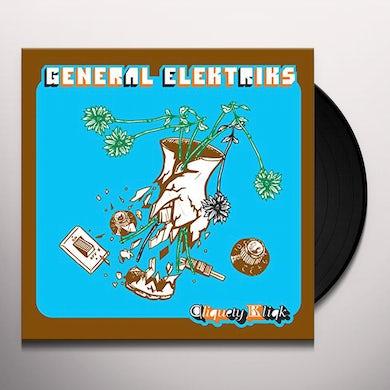 General Elektriks CLIQUETY KLIQK Vinyl Record