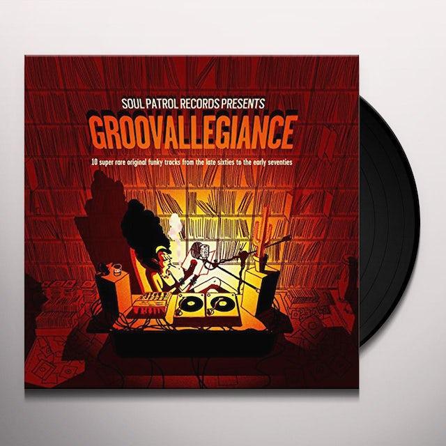 Groovallegiance: 10 Super Rare Original / Various