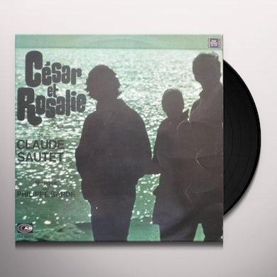 CESAR ET ROSALIE Vinyl Record
