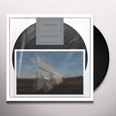 Jonathan Fitoussi MUSIC FOR XAVIER VEILHAN Vinyl Record