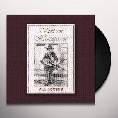 16 Horsepower ALL ACCESS Vinyl Record