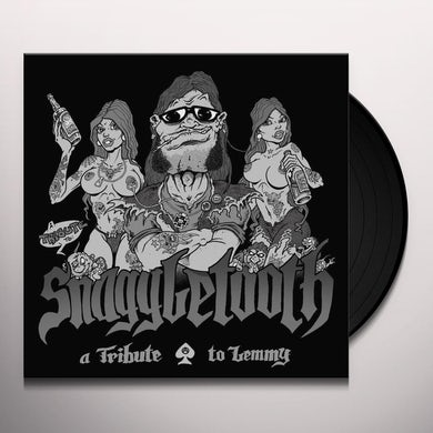 SNAGGLETOOTH - TRIBUTE TO LEMMY / VARIOUS Vinyl Record