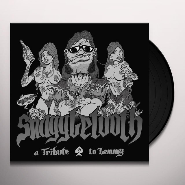 Snaggletooth - Tribute To Lemmy / Various