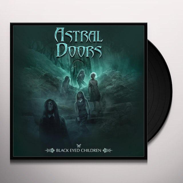 Astral Doors BLACK EYED CHILDREN Vinyl Record