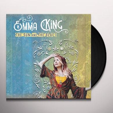 Emma King SUN & THE BLUES Vinyl Record