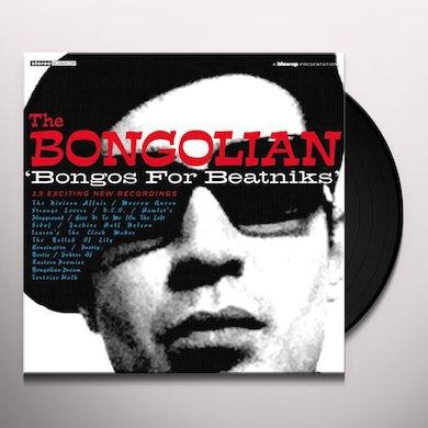 The Bongolian BONGOS FOR BEATNIKS Vinyl Record