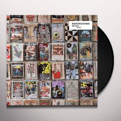 Resonators IMAGINARY PEOPLE Vinyl Record