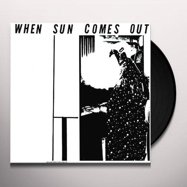 Sun Ra & His Solar Myth-Arkestra WHEN SUN COMES OUT Vinyl Record