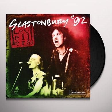 The Levellers GLASTONBURY 92 Vinyl Record