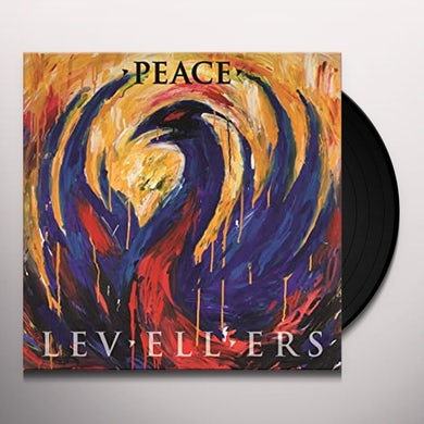 The Levellers PEACE Vinyl Record