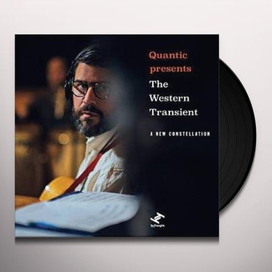QUANTIC PRESENTS THE WESTERN TRANSIENT NEW CONSTELLATION Vinyl Record