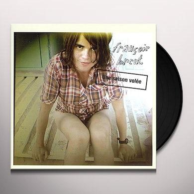 Francoiz Breut UNE SAISON VOLEE Vinyl Record
