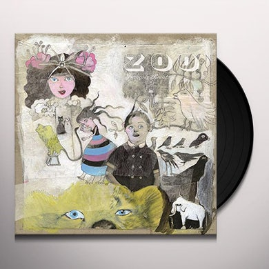 Francoiz Breut ZOO Vinyl Record