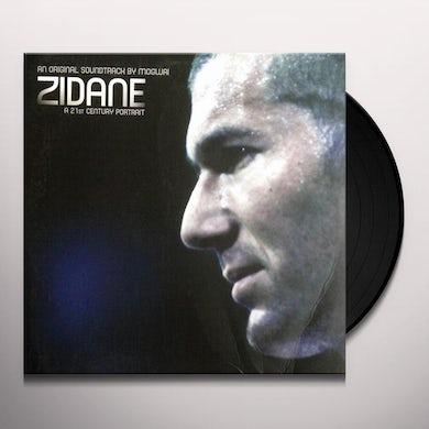Mogwai ZIDANE: A 21ST CENTURY PORTRAIT Vinyl Record