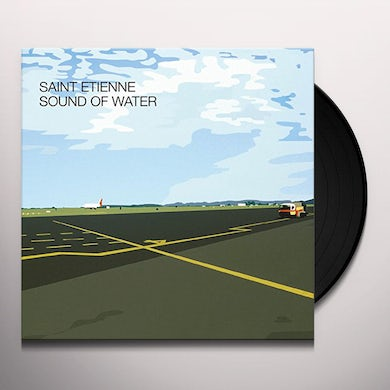 Saint Etienne SOUND OF WATER: DELUXE EDITION Vinyl Record