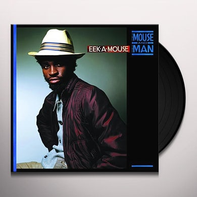 Eek-A-Mouse MOUSE & THE MAN Vinyl Record
