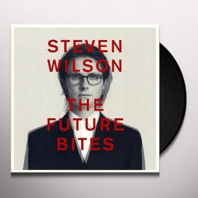 Steven Wilson THE FUTURE BITES (LP) Vinyl Record