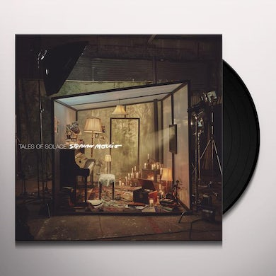 Stephan Moccio TALES OF SOLACE Vinyl Record