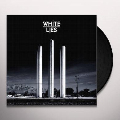 White Lies TO LOSE MY LIFE Vinyl Record - 180 Gram Pressing