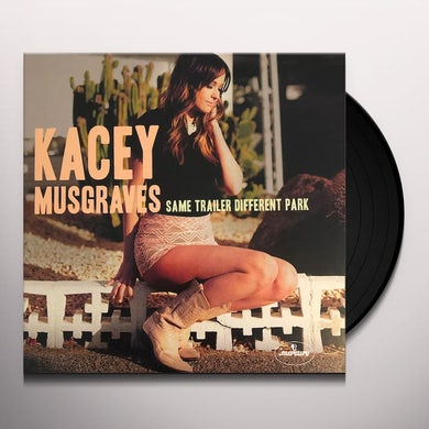 Kacey Musgraves SAME TRAILER DIFFERENT PARK Vinyl Record