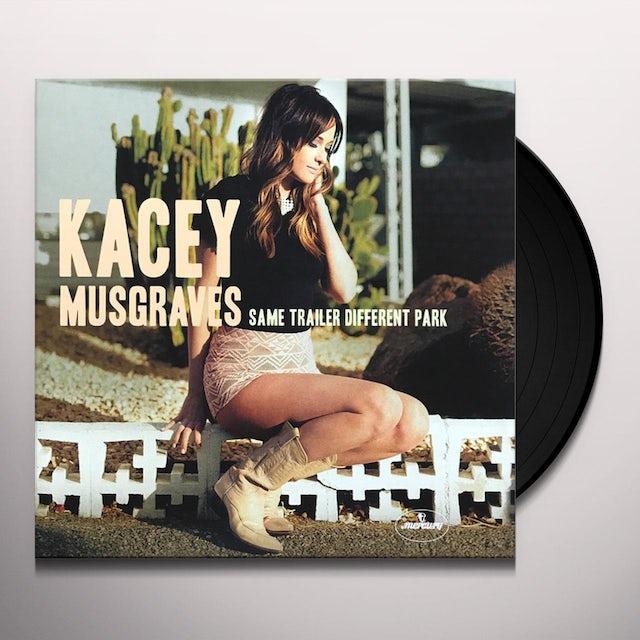 Kacey Musgraves SAME TRAILER DIFFERENT PARK Vinyl Record
