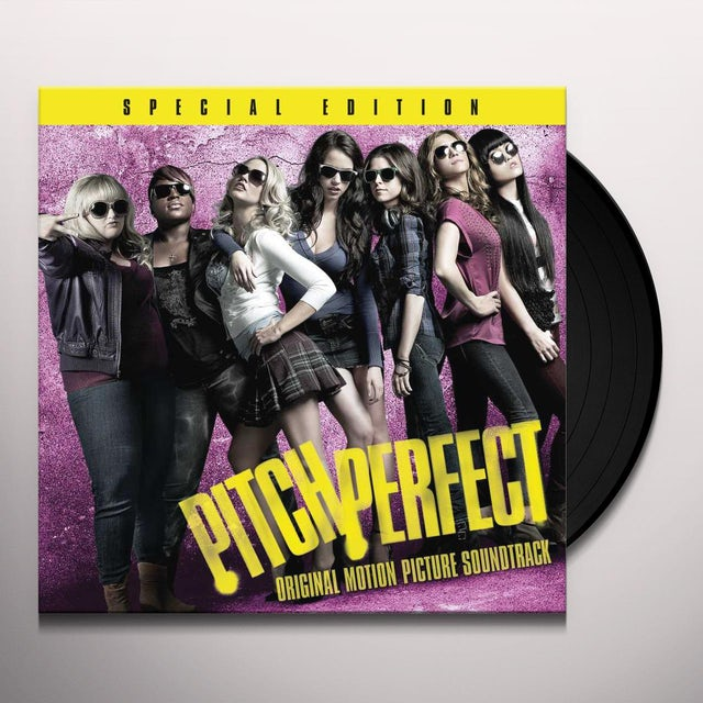 Pitch Perfect / O.S.T. PITCH PERFECT / Original Soundtrack Vinyl Record