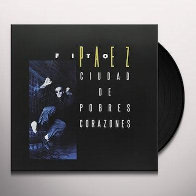 CIUDAD DE POBRES CORAZONES Vinyl Record
