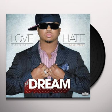 The-Dream LOVE HATE Vinyl Record