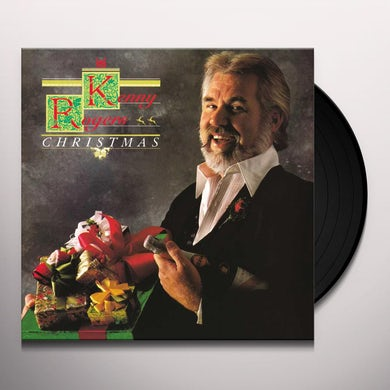 Kenny Rogers CHRISTMAS Vinyl Record