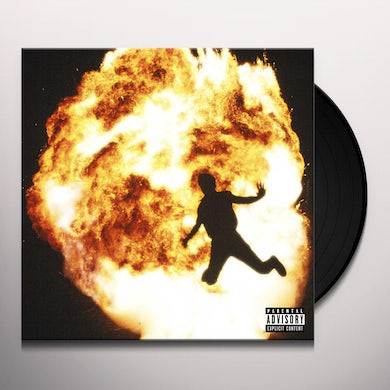 Metro Boomin NOT ALL HEROES WEAR CAPES Vinyl Record