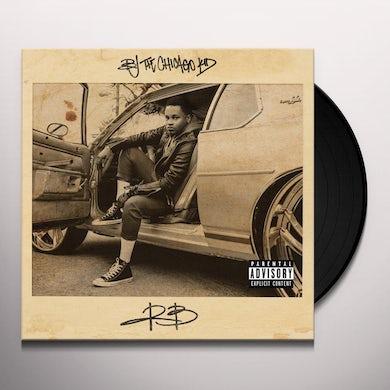 BJ The Chicago Kid 1123 Vinyl Record