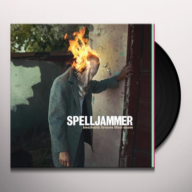 Spelljammer INCHES FROM THE SUN Vinyl Record
