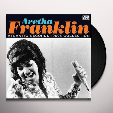 Aretha Franklin ATLANTIC RECORDS 1960S COLLECTION Vinyl Record