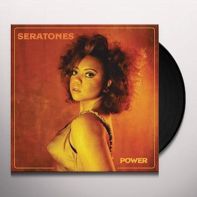SERATONES Power Vinyl Record