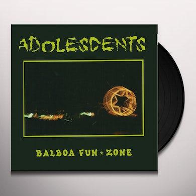 Adolescents BALBOA FUN ZONE Vinyl Record