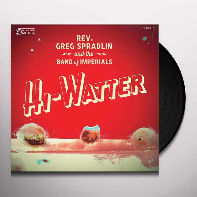 Greg Spradlin / Band Of Imperials