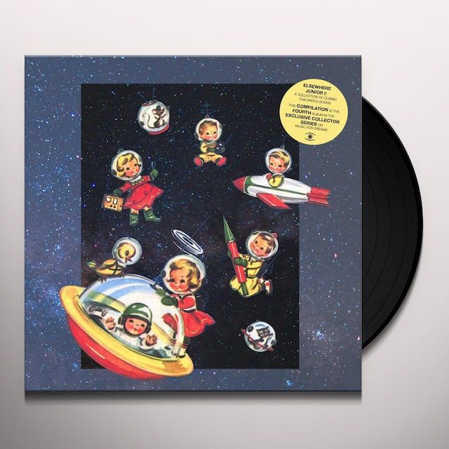 Elsewhere Junior I - Collection Of Cosmic Children