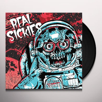 Real Sickies OUT OF SPACE Vinyl Record