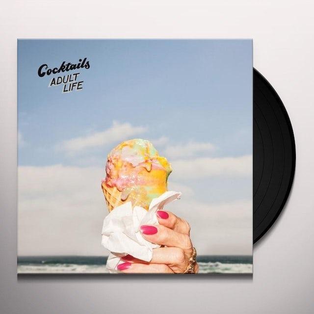 Cocktails ADULT LIFE Vinyl Record