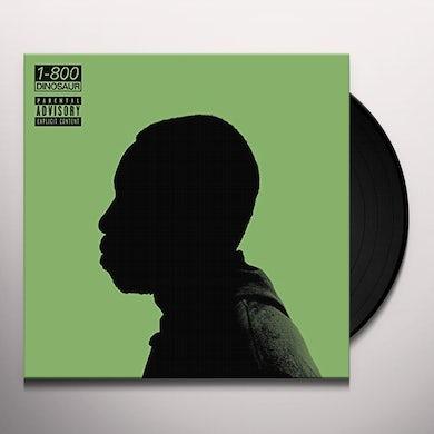 1-800 DINOSAUR PRESENTS TRIM Vinyl Record - UK Release