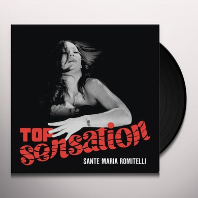 Sante Maria Romitelli TOP SENSATION Vinyl Record