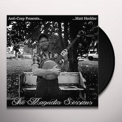 Matt Heckler MAGNOLIA SESSIONS Vinyl Record