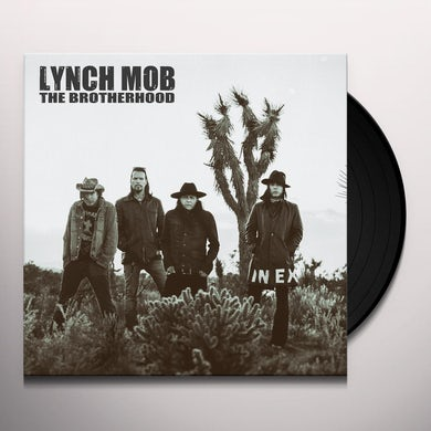 Lynch Mob THE BROTHERHOOD Vinyl Record