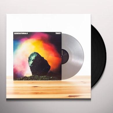 Trust/Lucky Numbers Vinyl Record