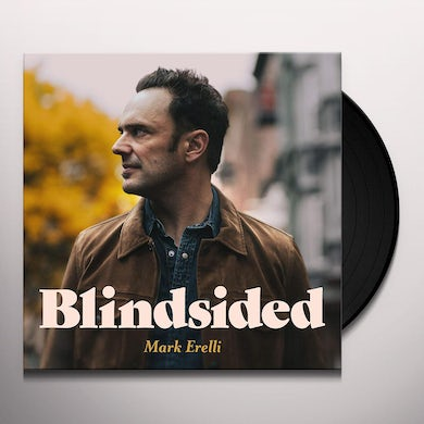 Mark Erelli BLINDSIDED Vinyl Record