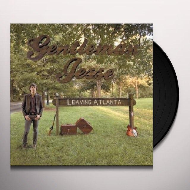 Gentleman Jesse LEAVING ATLANTA Vinyl Record