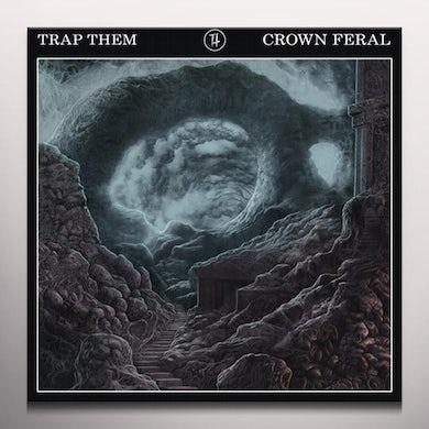 Trap Them CROWN FERAL Vinyl Record
