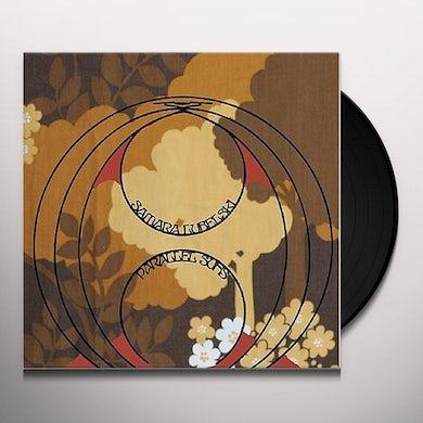 Samara Lubelski PARALLEL SUNS Vinyl Record