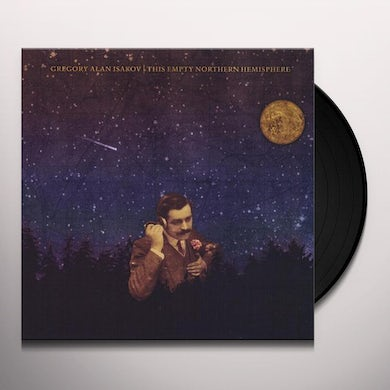 Gregory Alan Isakov THIS EMPTY NORTHERN HEMISPHERE Vinyl Record